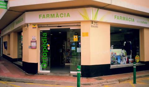 Farmàcia Elvira Tallada
